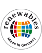 Logo Renewables Made in Germany