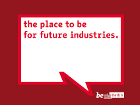 be Berlin: the place to be for future industries.